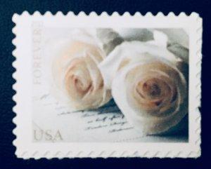 United States #4520  Wedding Roses  MNH