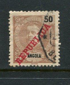 Angola #94 used