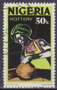 Nigeria #305 F-VF Used  (B2979)