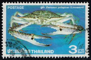 Thailand #879 Portunus pelagicus; Used (0.65)