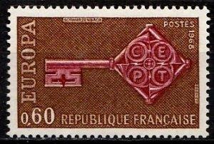France 1968 Scott 1210 MNH (300)