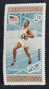 Sport, Dominican Republic, 1958, (1422-T)