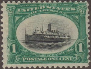US Stamp #294 Mint Never Hinged 2941209205