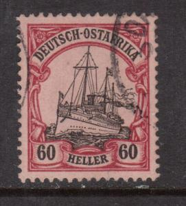 German East Africa #29 Used Very Fine