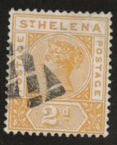 Saint Helena Scott 40 Used 1890-97 Victoria CV$14.50