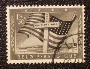 Belgium Scott #B606 used