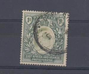 British East Africa and Uganda KEVII 1904 1R Fine Used JK6233
