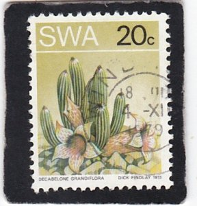 South West Africa,  #   354    used