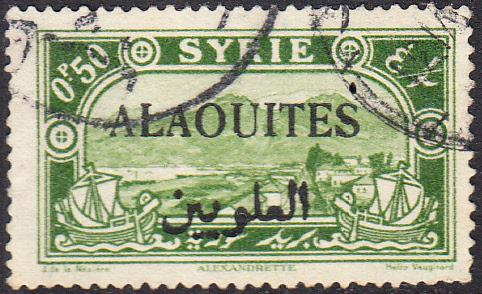 Alaouites #27 Used