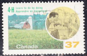 Canada 1215 USED 1988 4H Clubs Agriculture & Farming 37