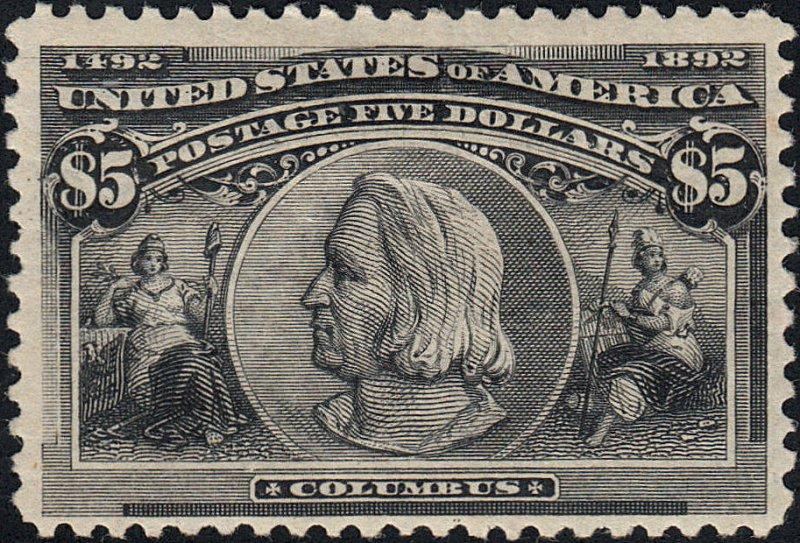U.S. 245 FVF+ MH (90719)