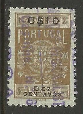 PORTUGAL REVENUES VFU T697-4