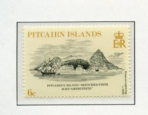 Pitcairn Islands MNH Scott Cat. # 184