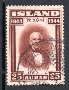 ICELAND 241 USED BIN $1.00 ROYALTY