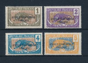 [58922] Middle Congo 1924  Leopard Afrique Equatoriale Francaise with ovp MNH