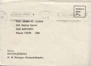 Sweden, Postal Stationery