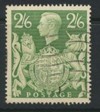 Great Britain SG 476b   Scott 249a   Used    SPECIAL 5% cat