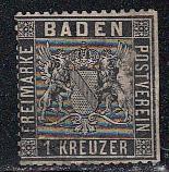 Baden #10 Used  Trimmed Perfs