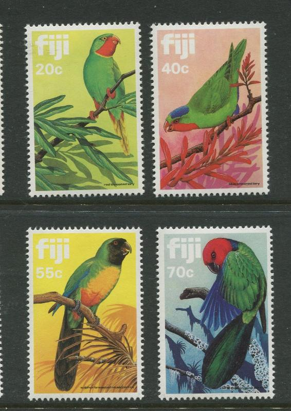 Fiji - Scott 481-484 - General Issue 1983 - MNH -  Set of 4 Stamps