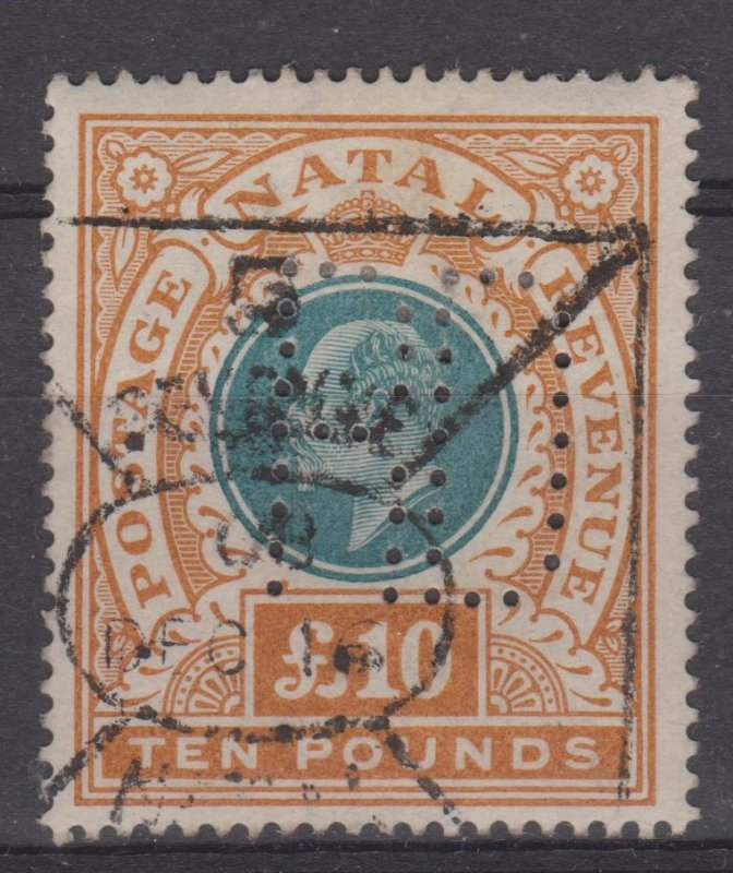 Natal Sc#99 Used - Revenue Cancel