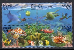 Palau 373 Marine Life MNH VF