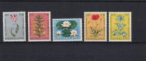 NETHERLANDS 1960 CULTURAL FUND MNH STAMPS CAT £ 27   REF 5025