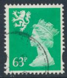 Great Britain Scotland  SG S93 SC# SMH97 Used  see scan 2 Bands gravure