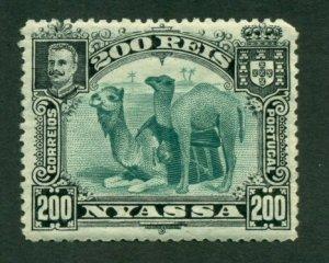 Nyassa 1901 #37 MH SCV (2020) = $2.50