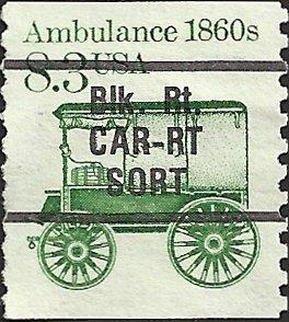 # 2128a USED PRE-CANS. AMBULANCE