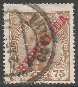 PORTUGAL 177 VFU Z3170-3