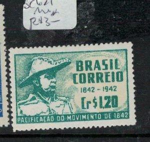 Brazil SC 621 MNH (2etm)