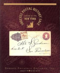 Shreve's: Sale #   -  Shreves Postal History Sale, Shreve...