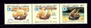 New Caledonia C233a MNH 1992 Discovery of America Anniversary