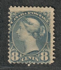 Canada Sc#44a M/H/F, Cv. $425