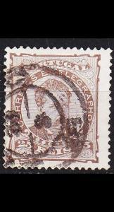 PORTUGAL [1882] MiNr 0056 xC ( O/used ) [01]