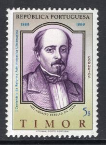 Timor 338 MNH VF