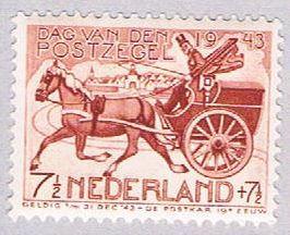 Netherlands B148 MLH Mail Cart 1943 (BP33434)