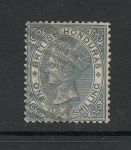 British Honduras, Sc 17 (SG 22), used, signed A. Brun