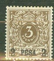 M: German East Africa 1 mint CV $47.50