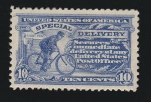 US E11 10c Special Delivery Mint VF OG NH SCV $45