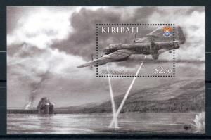 Kiribati 2008 MNH RAF Royal Air Force 90th 1v M/S Dambusters Aviation Stamps