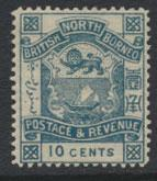 North Borneo  SG 44b  MH   please see scans & details