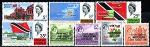 Trinidad And Tobago #119-26  MNH CV $7.70 (X1385)