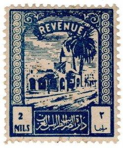 (I.B) BOIC (Tripolitania) Revenue : Duty Stamp 2m (1953)