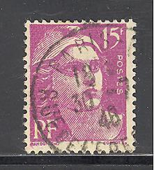 France 547 used SCV $ 1.90 (RS-31)