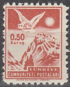 Turkey #P177   MNH  (S6097)
