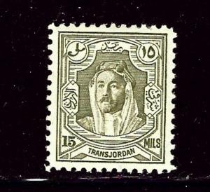 Jordan 234 MH 1947 issue