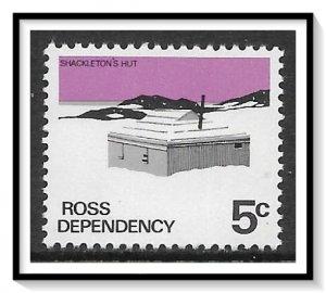 Ross Dependency #L11 Shackleton's Hut MNH