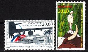 Mayotte C1-2 mnh