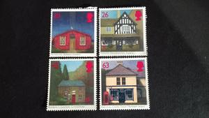 Great Britain 1997 Post Offices  Mint